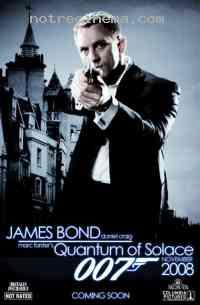Poster 007 Quantum of Solace 74502