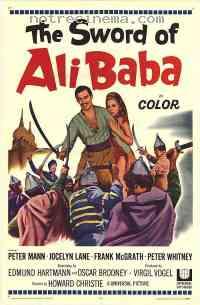 affiche  Les Exploits d'Ali Baba 76215