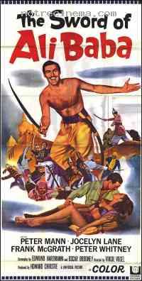 Poster Les Exploits d'Ali Baba 76218