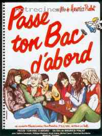Poster Passe ton bac d'abord 76923