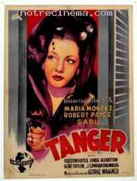 affiche  Tanger 78858
