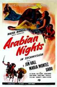 Poster Les Mille et une nuits 81029