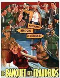 Poster Le Banquet des fraudeurs 81143