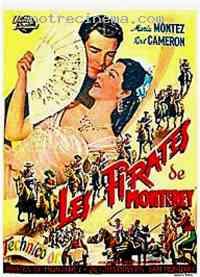 affiche  Les Pirates de Monterey 82122