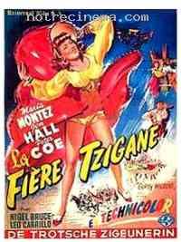 Poster La Fi�re Tzigane 82128