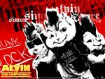 wallpapers Alvin et les Chipmunks