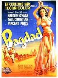 Poster Bagdad 83201