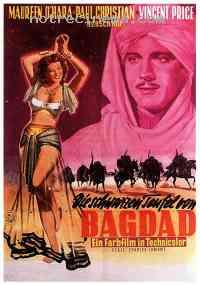 affiche  Bagdad 83202