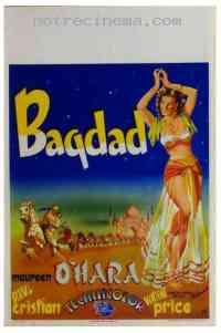 affiche  Bagdad 83206
