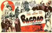 Poster Bagdad 83211
