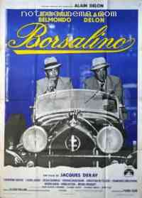 affiche  Borsalino 83241