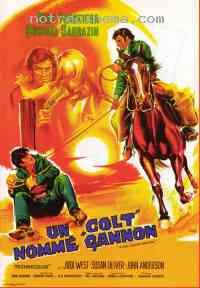 Poster Un colt nomm� Gannon 84093