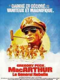 Poster Mac Arthur, le général rebelle 84814