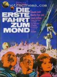 affiche  Les Premiers hommes dans la lune 87002