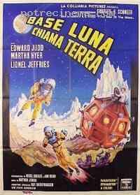 affiche  Les Premiers hommes dans la lune 87004