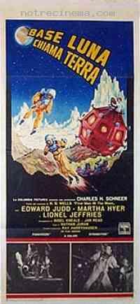 affiche  Les Premiers hommes dans la lune 87005