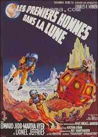 affiche  Les Premiers hommes dans la lune 87006