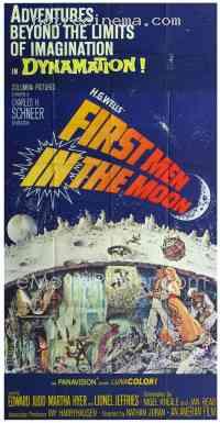 affiche  Les Premiers hommes dans la lune 87009