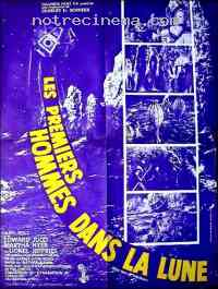 Poster Les Premiers hommes dans la lune 87010