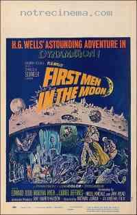Poster Les Premiers hommes dans la lune 87012