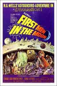 Poster Les Premiers hommes dans la lune 87014