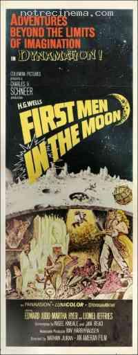 Poster Les Premiers hommes dans la lune 87015