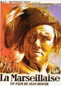 Poster La Marseillaise 89110