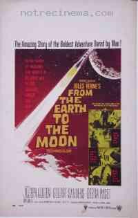 affiche  De la Terre � la Lune 89117