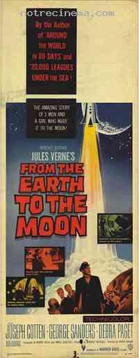 Poster De la Terre � la Lune 89118