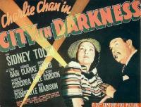 wallpapers Charlie Chan dans la ville des ténèbres