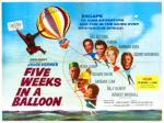 wallpapers Cinq semaines en ballon
