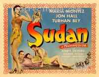 affiche  Soudan 90652