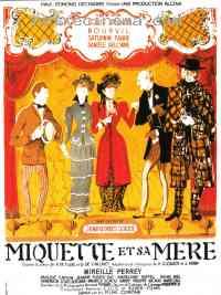 Poster Miquette et sa mère 90844