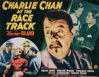 wallpapers Charlie Chan aux courses