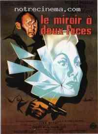 Poster Le Miroir à deux faces 91153
