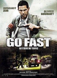 Poster Go Fast 91800