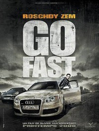 affiche  Go Fast 91802