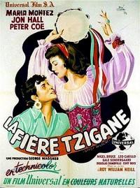 affiche  La Fi�re Tzigane 92559