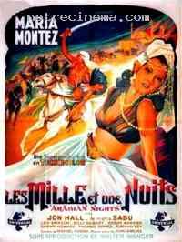 Poster Les Mille et une nuits 92657