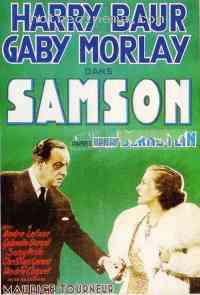 Poster Samson 92690