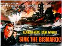 wallpapers Coulez le Bismarck !