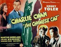 wallpapers Charlie Chan et le chat chinois