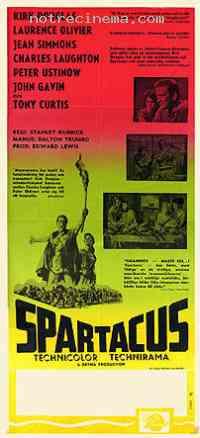 Poster Spartacus 94252
