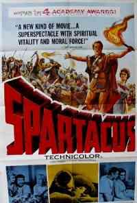 affiche  Spartacus 94254