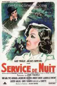 Poster Service de nuit 94420