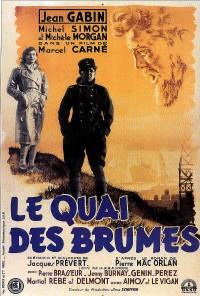 Poster Le Quai des brumes 97343