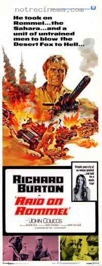 Poster Le Cinqui�me commando 97447