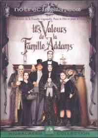 Poster Les Valeurs de la famille Addams 99537