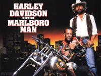 wallpapers Harley Davidson et l'homme aux Santiags