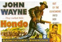 wallpapers Hondo, l'homme du désert